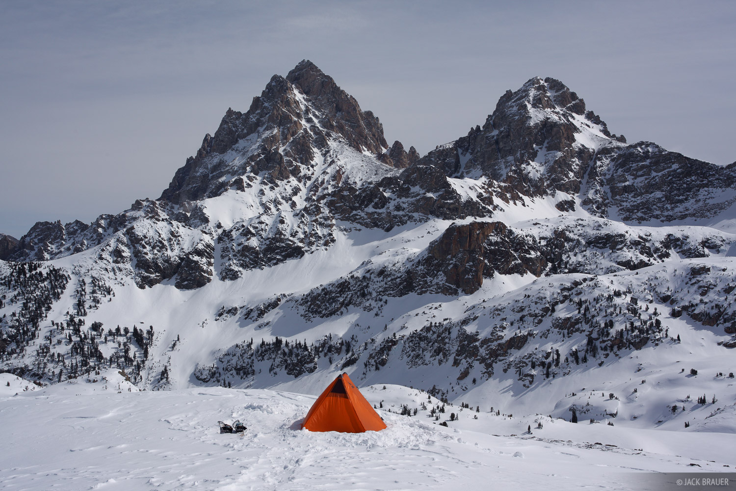 tent, Grand Teton, Middle Teton, Tetons, Wyoming, Hurricane Pass, Grand Teton National Park, photo