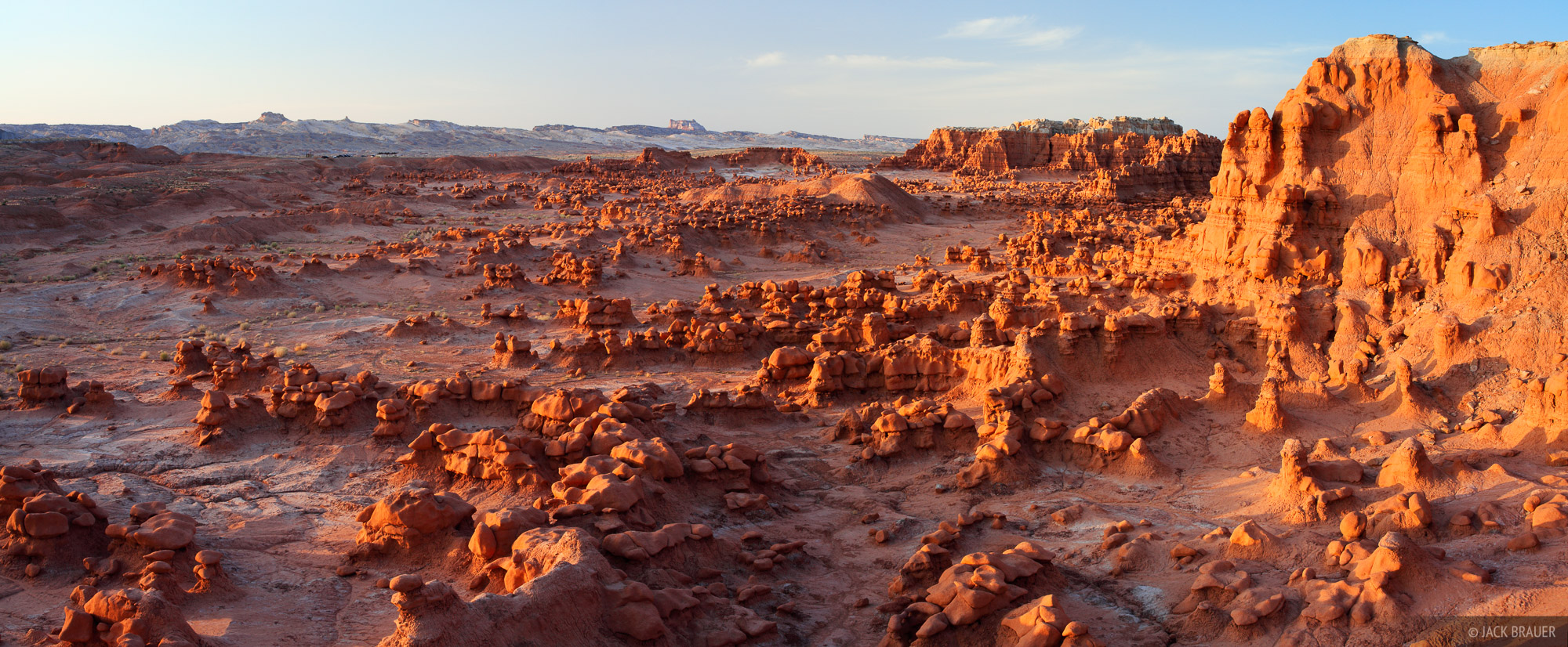 Goblin Valley, San Rafael Swell, Utah, sunset, photo