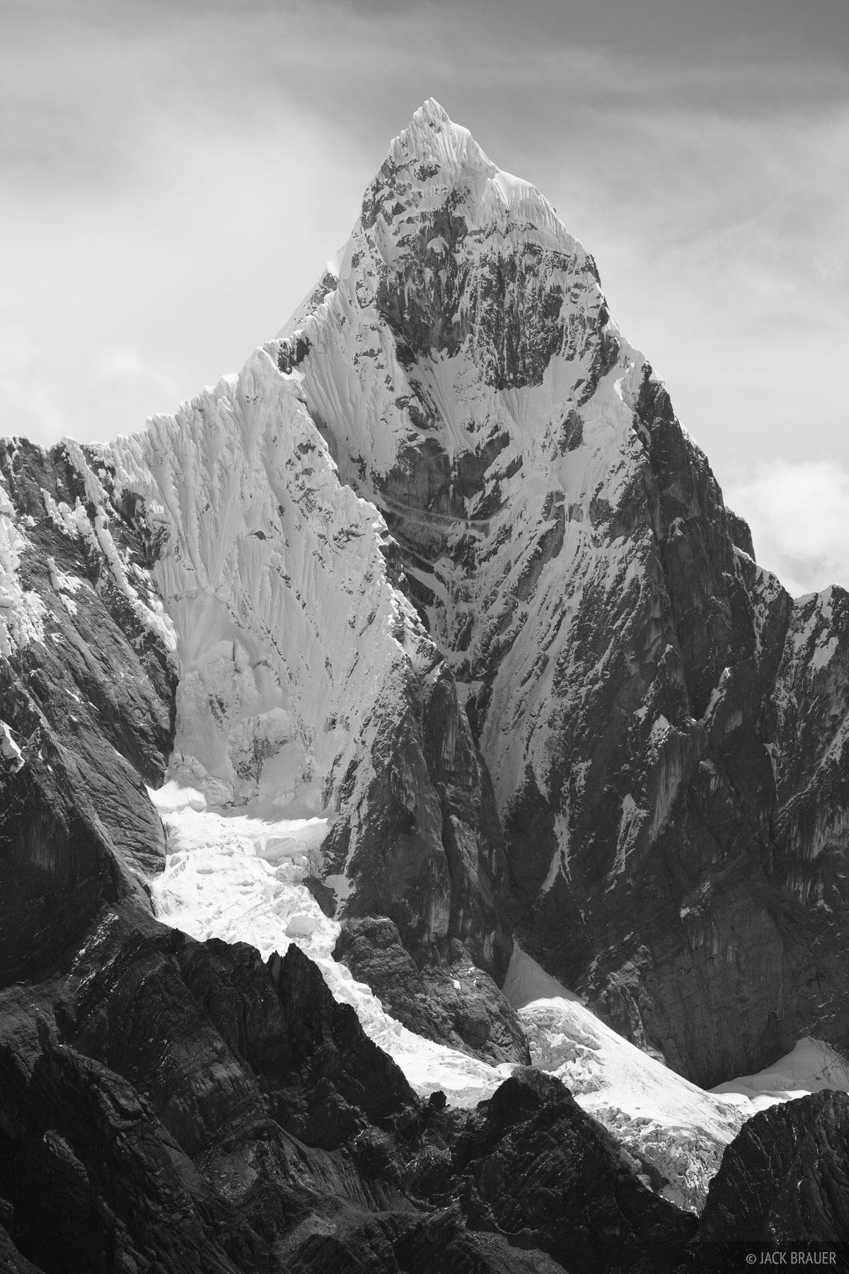 Jirishanca, Cordillera Huayhuash, Peru, photo