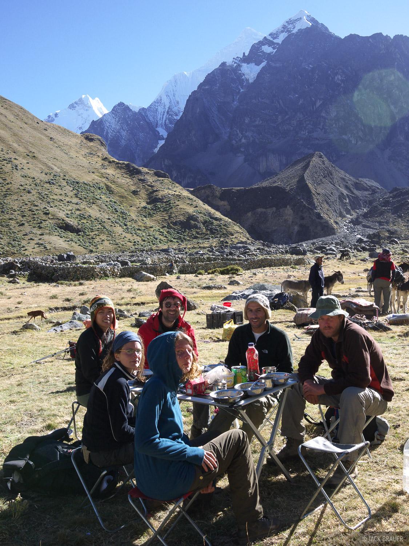 Cordillera Huayhuash, Peru, South America, photo