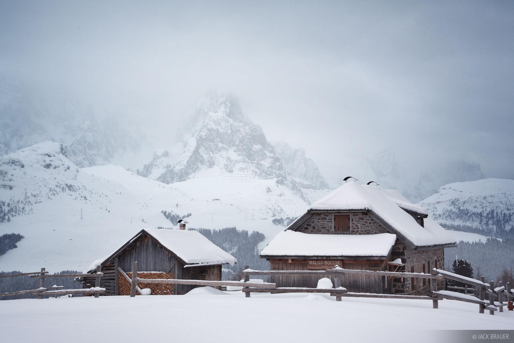 Cimon della Pala, Dolomites,Europe,Italy,San Martino, photo
