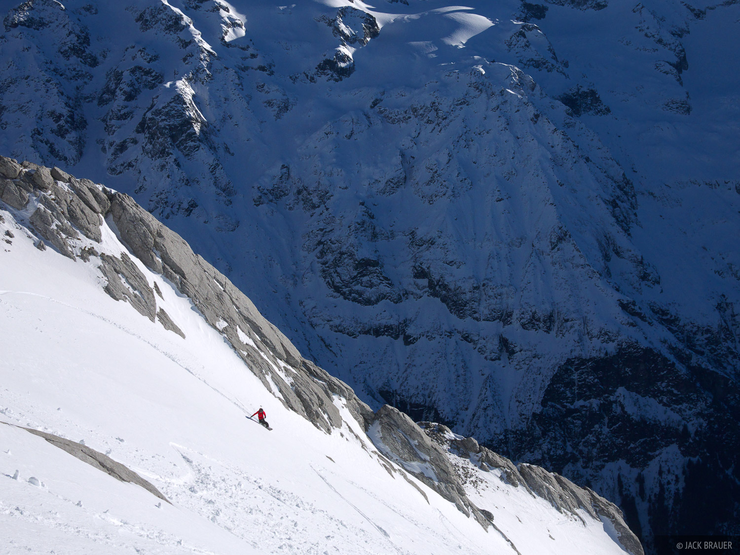snowboarding, Wissberg, Engelberg, Switzerland, photo