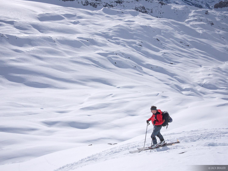 Skier: Kevin Gertner