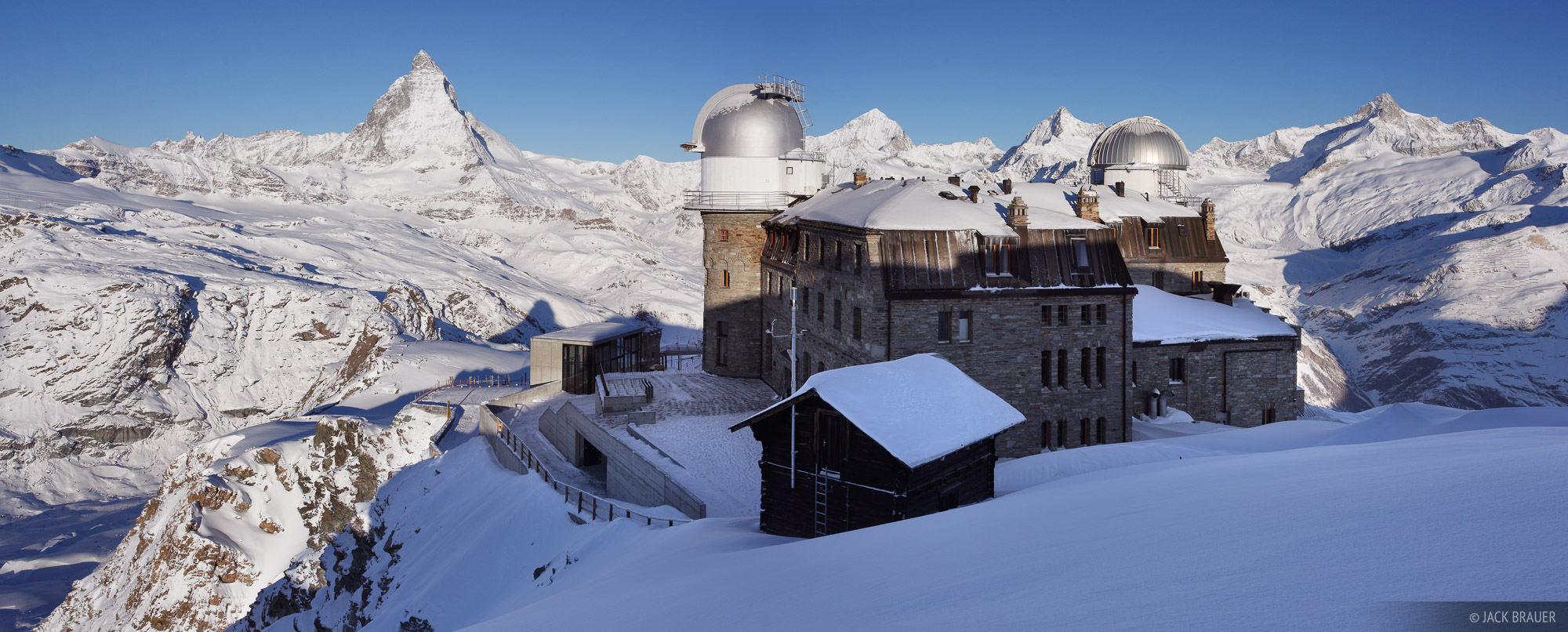 Gornergrat, Matterhorn, Pennine Alps, Zermatt, Switzerland, photo