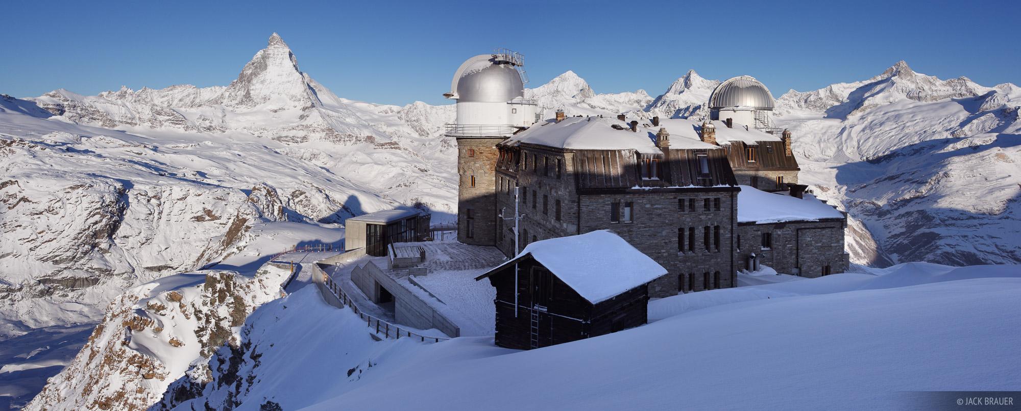 Gornergrat, Matterhorn, Pennine Alps, Zermatt, Switzerland, photo