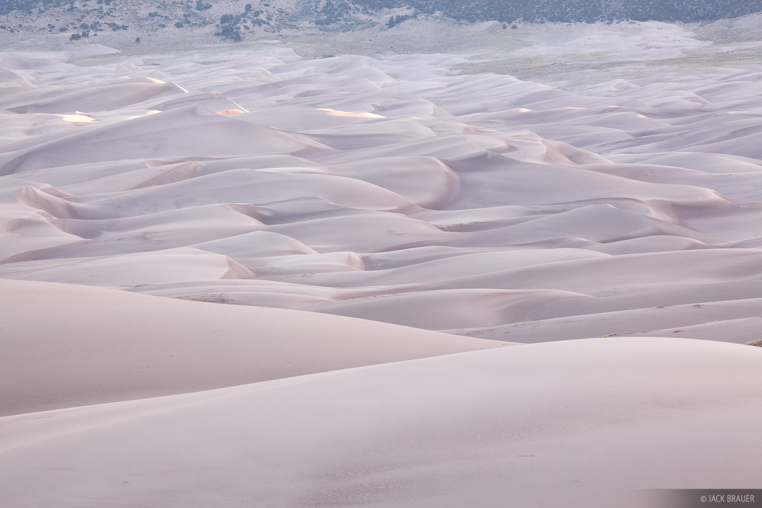 Great Sand Dunes, Colorado, sand, photo