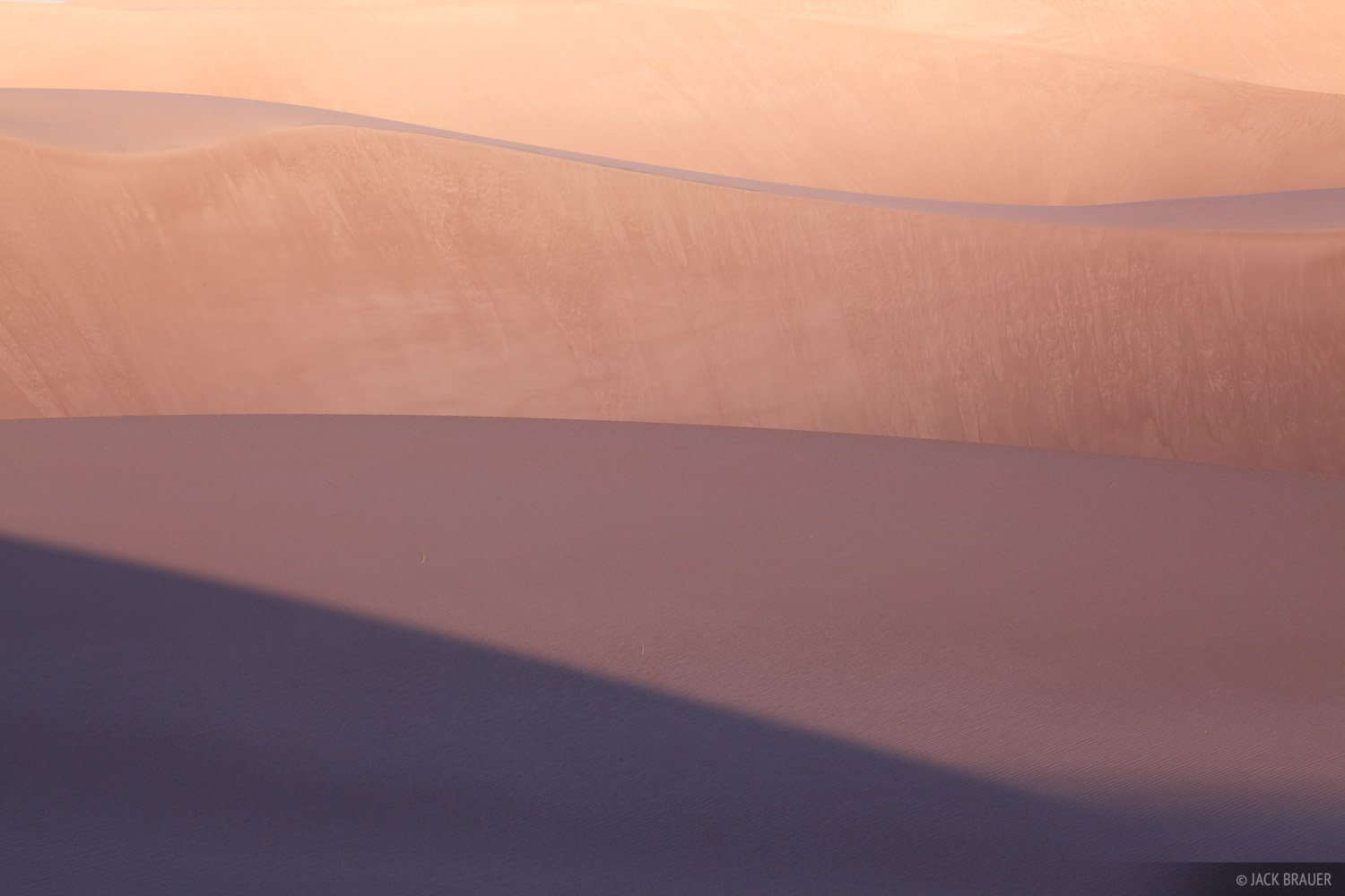 Great Sand Dunes, Colorado, sunlight, photo