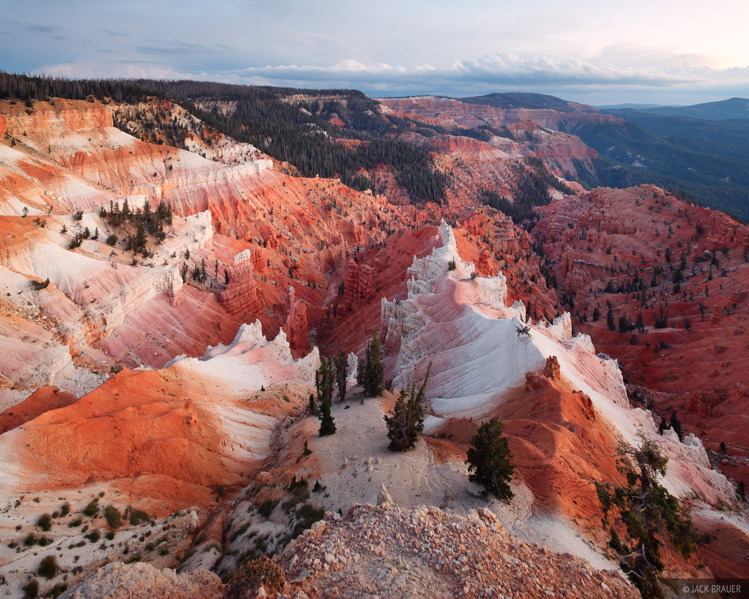Cedar Breaks National Monument, Utah, photo