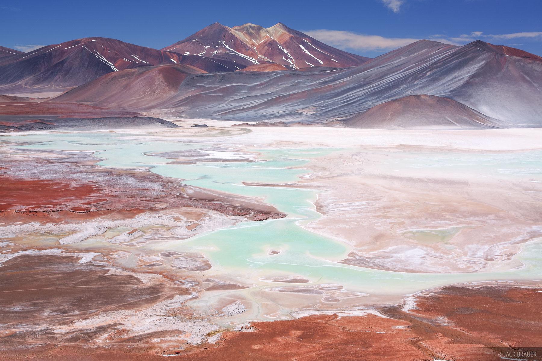 Salar de Aguas Calientes, Atacama, Chile, San Pedro de Atacama, photo