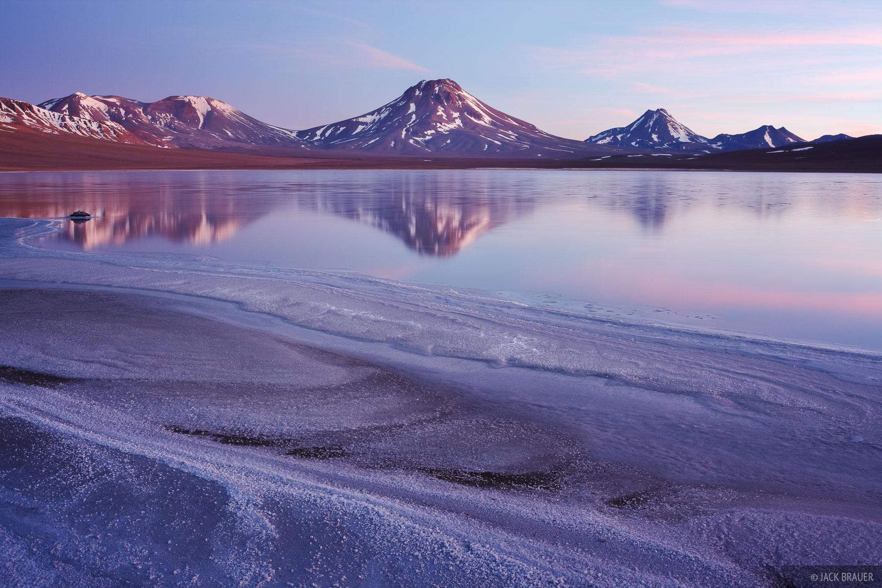 Laguna Lejia, Atacama, Chile, Lascar, Vulcan Simba, Cerro Acamarachi, photo