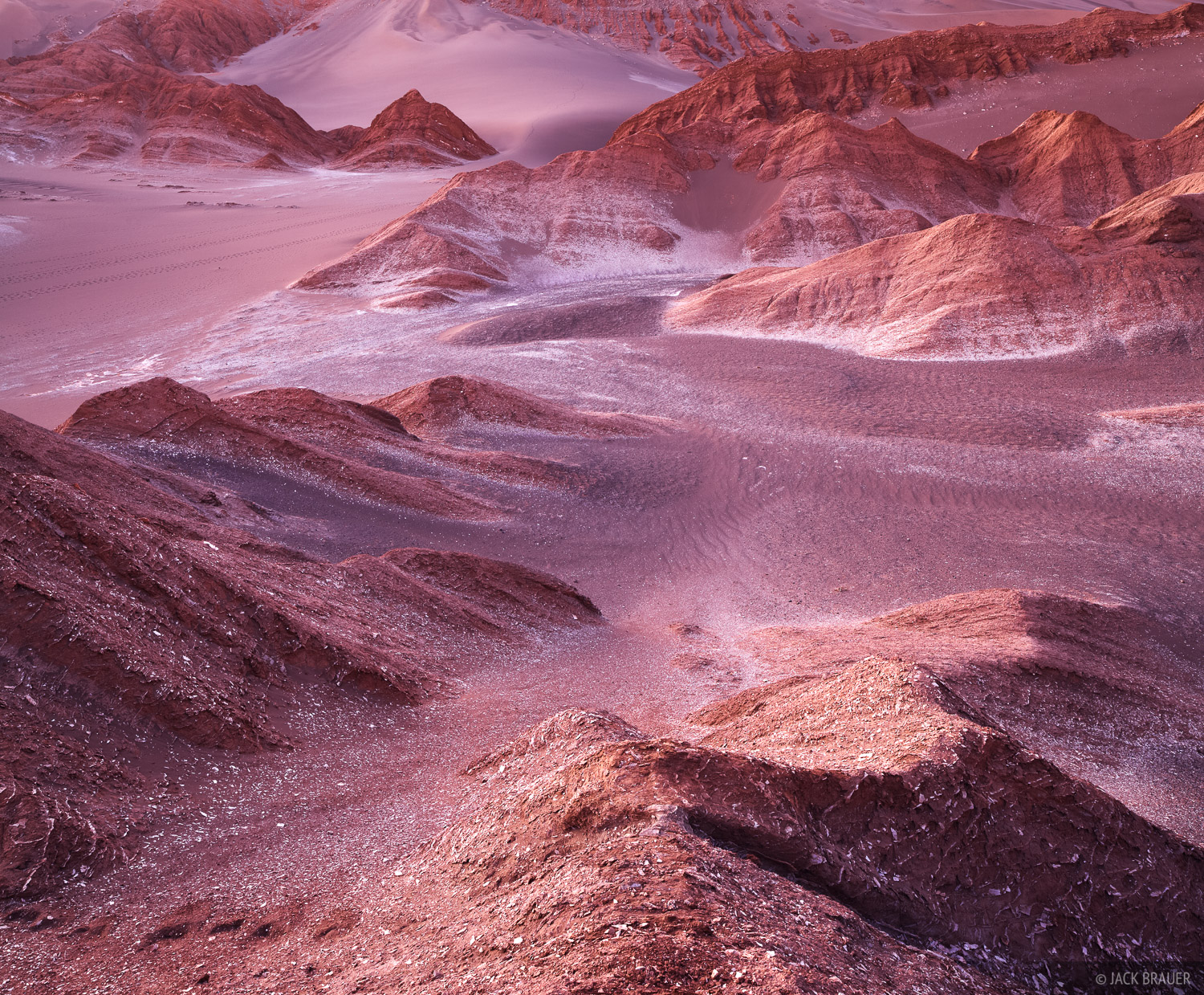 Atacama,Chile,South America,Valle de la Muerte, photo