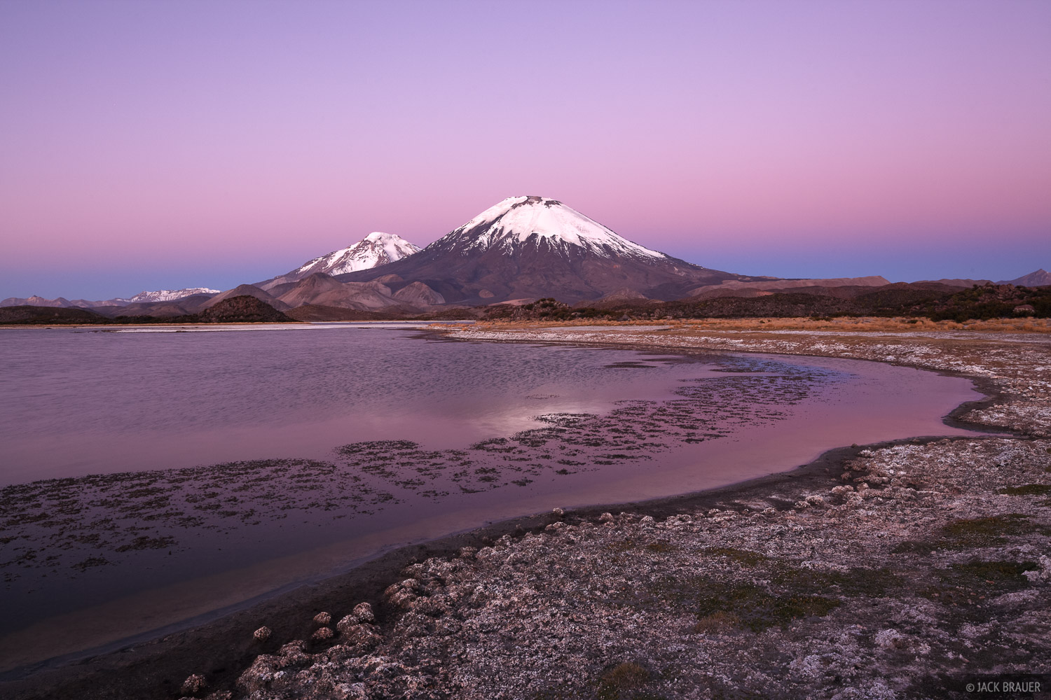 Parinacota, Cotacotani, Lauca, Chile, photo