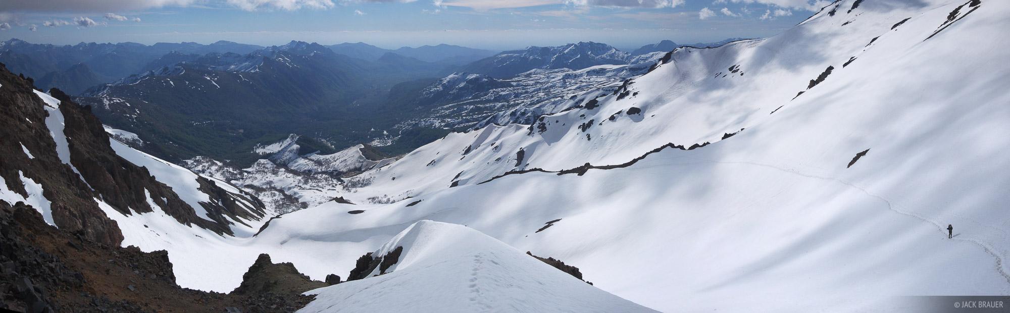 Chile, South America, Valle de Aguas Calientes, Termas de Chillán, photo