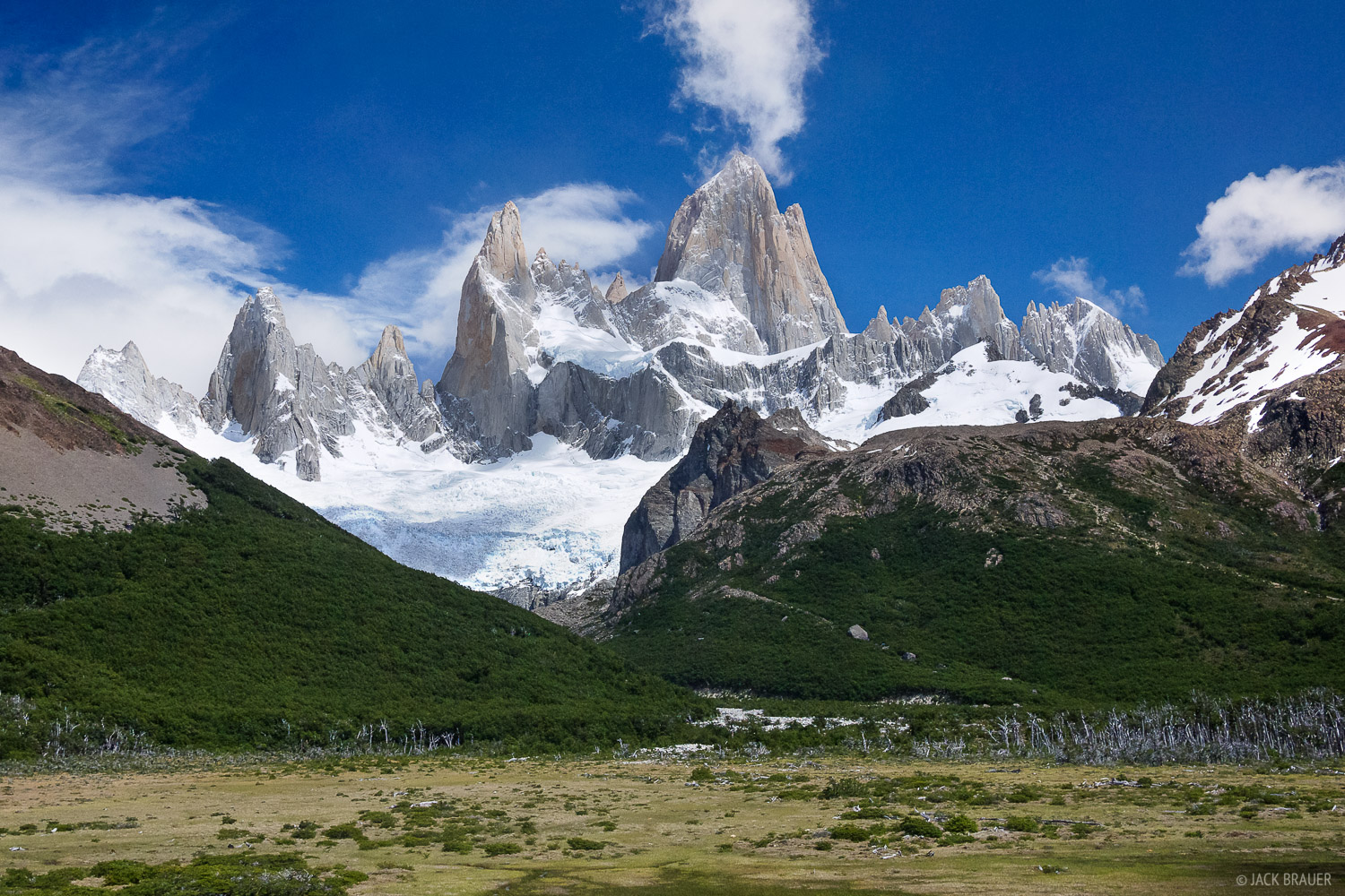 Argentina, El Chalten, Fitz Roy, South America, photo