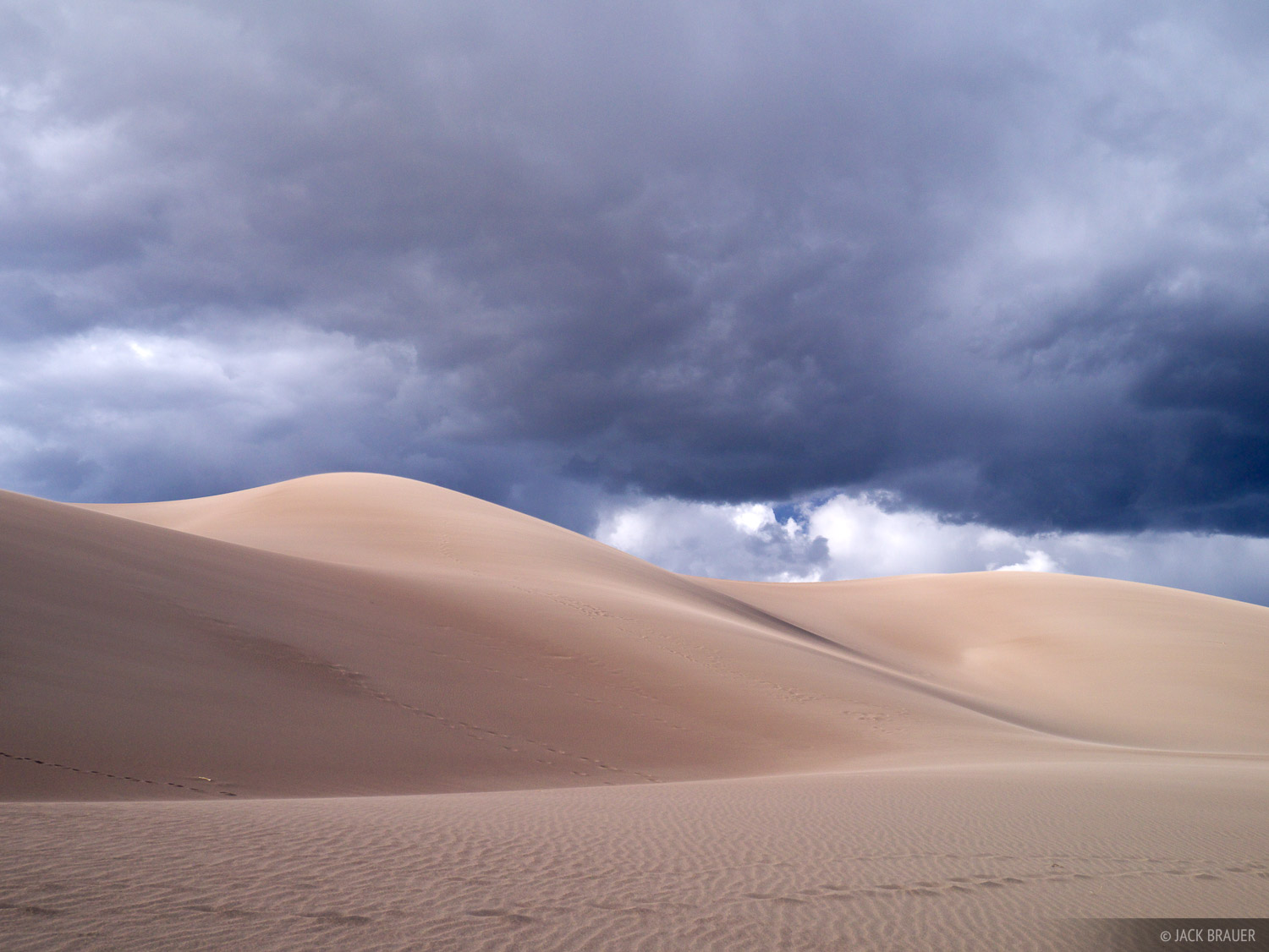 Colorado,Great Sand Dunes, photo