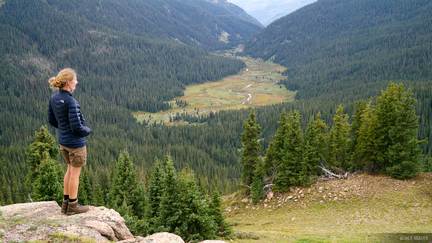 Colorado, San Juan Mountains, Weminuche Wilderness, photo