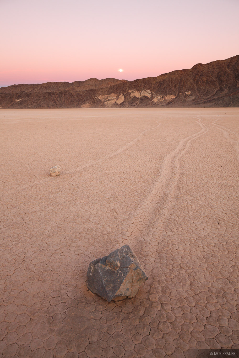 Racetrack, Death Valley, California, National Park, sunset, photo