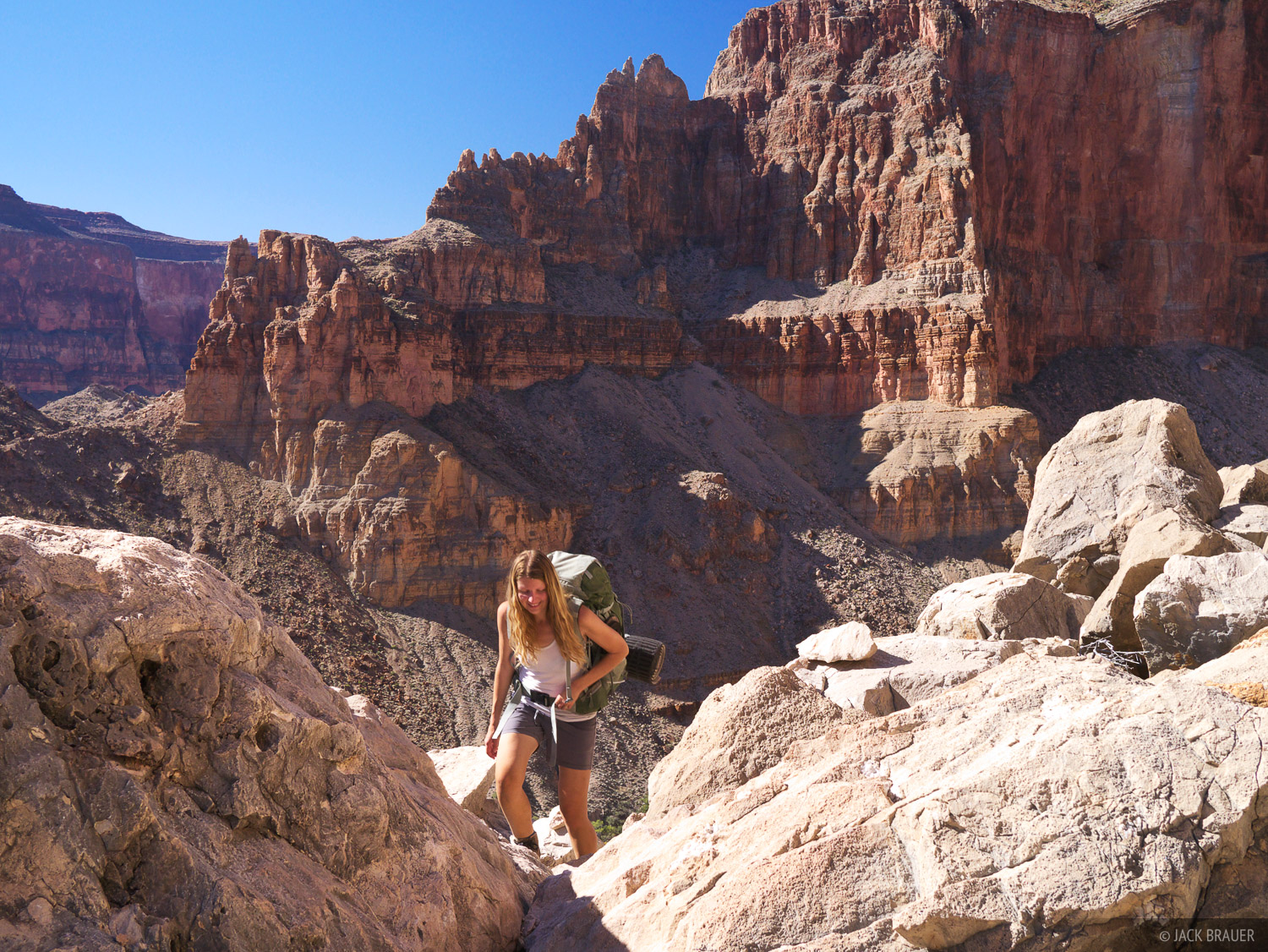 Arizona, Grand Canyon, Deer Creek, hiking, photo