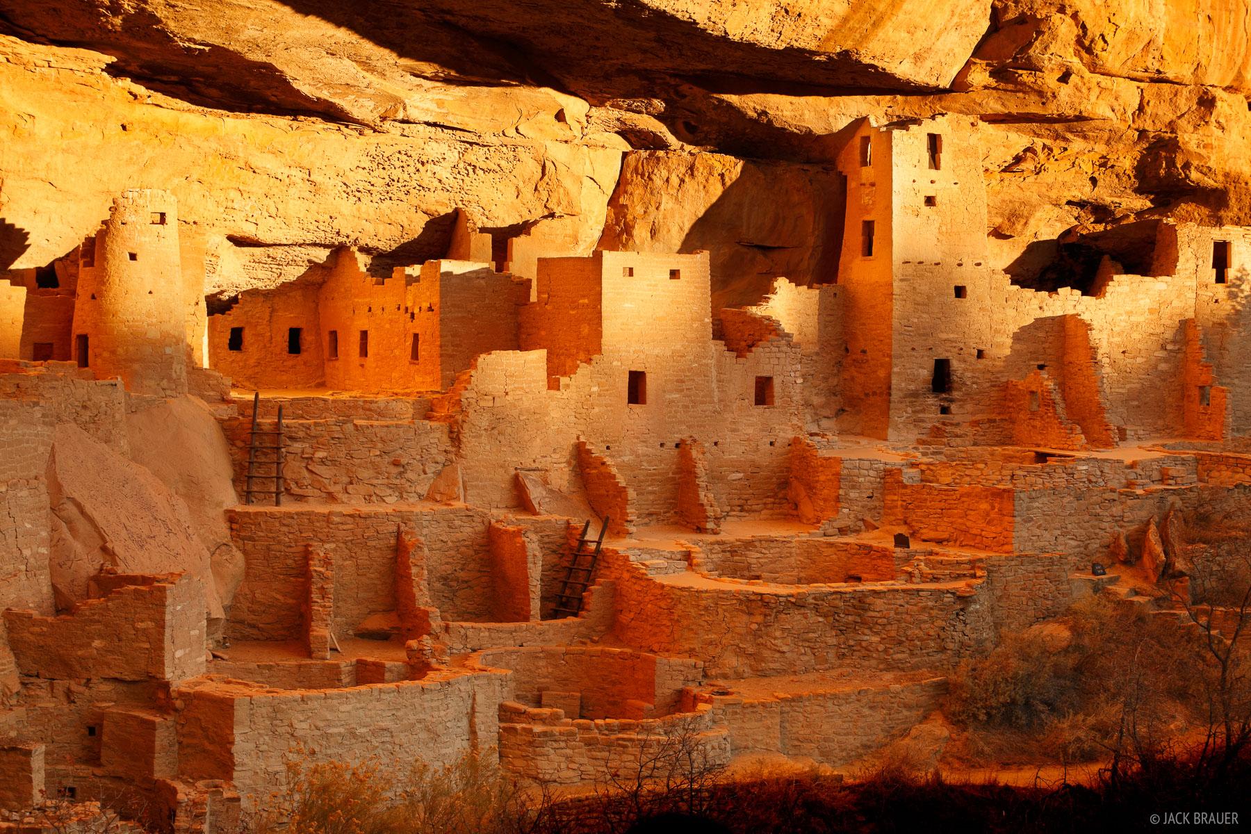 Cliff Palace, Mesa Verde, cliff dwellings, Ancestral Puebloans, Colorado, photo