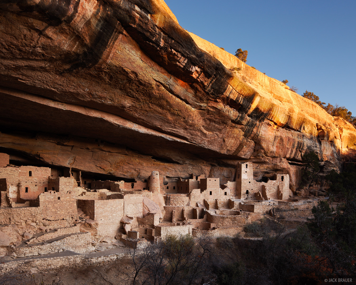 Cliff Palace, Mesa Verde, cliff dwellings, Ancestral Puebloans, Colorado, photo