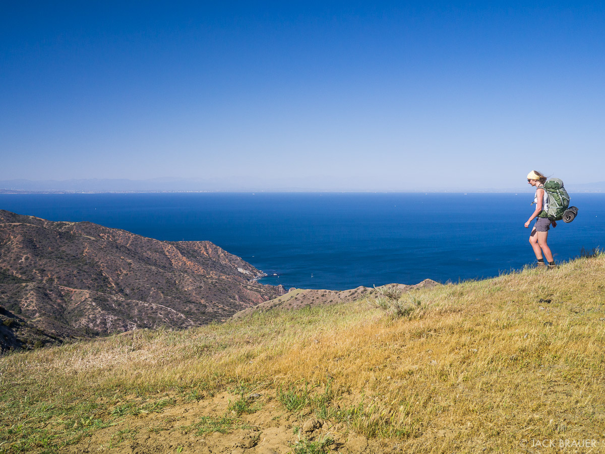 California, Catalina Island, Catalina, hiking, photo