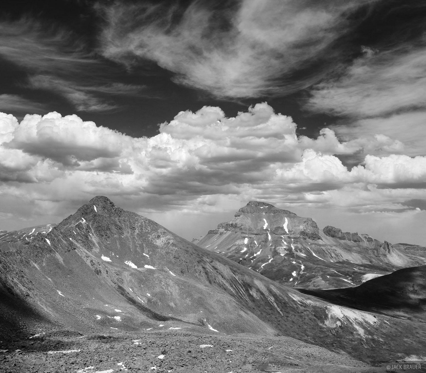 Matterhorn Peak, Uncompahgre Peak, San Juan Mountains, Colorado, photo