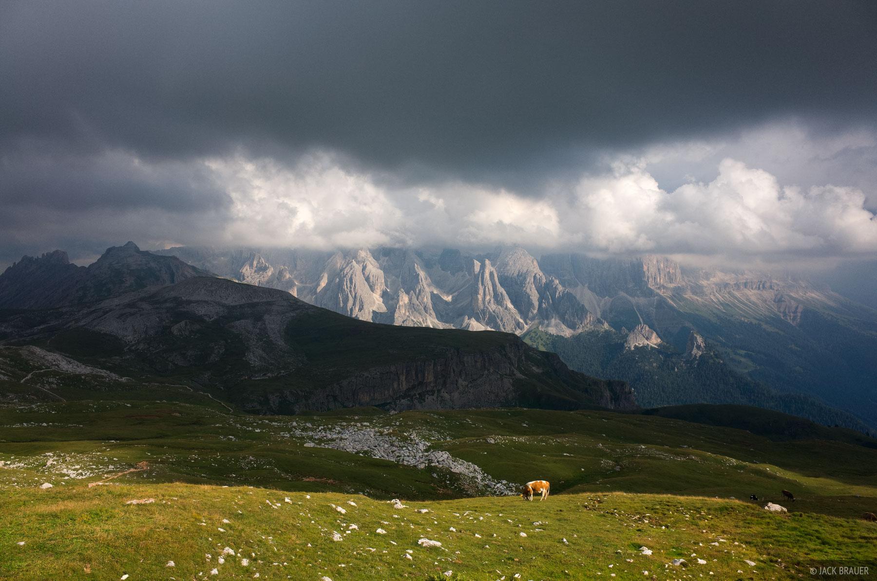 Dolomites, Italy, Rosengarten, Sciliar, photo