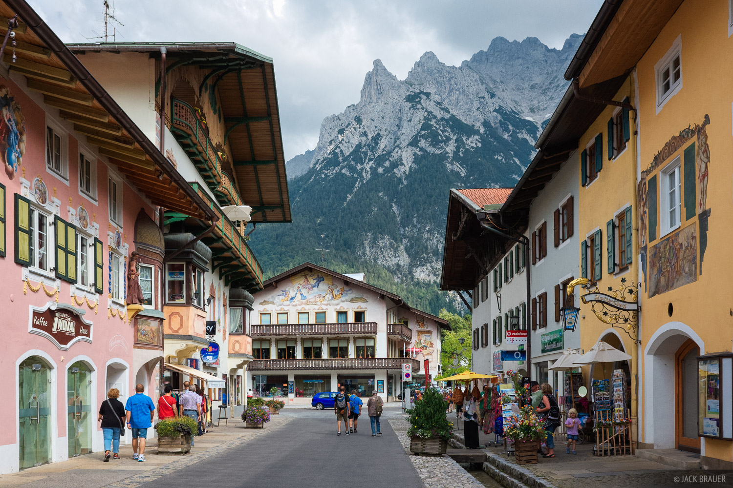 Germany, Mittenwald, Bavaria, Karwendel, photo