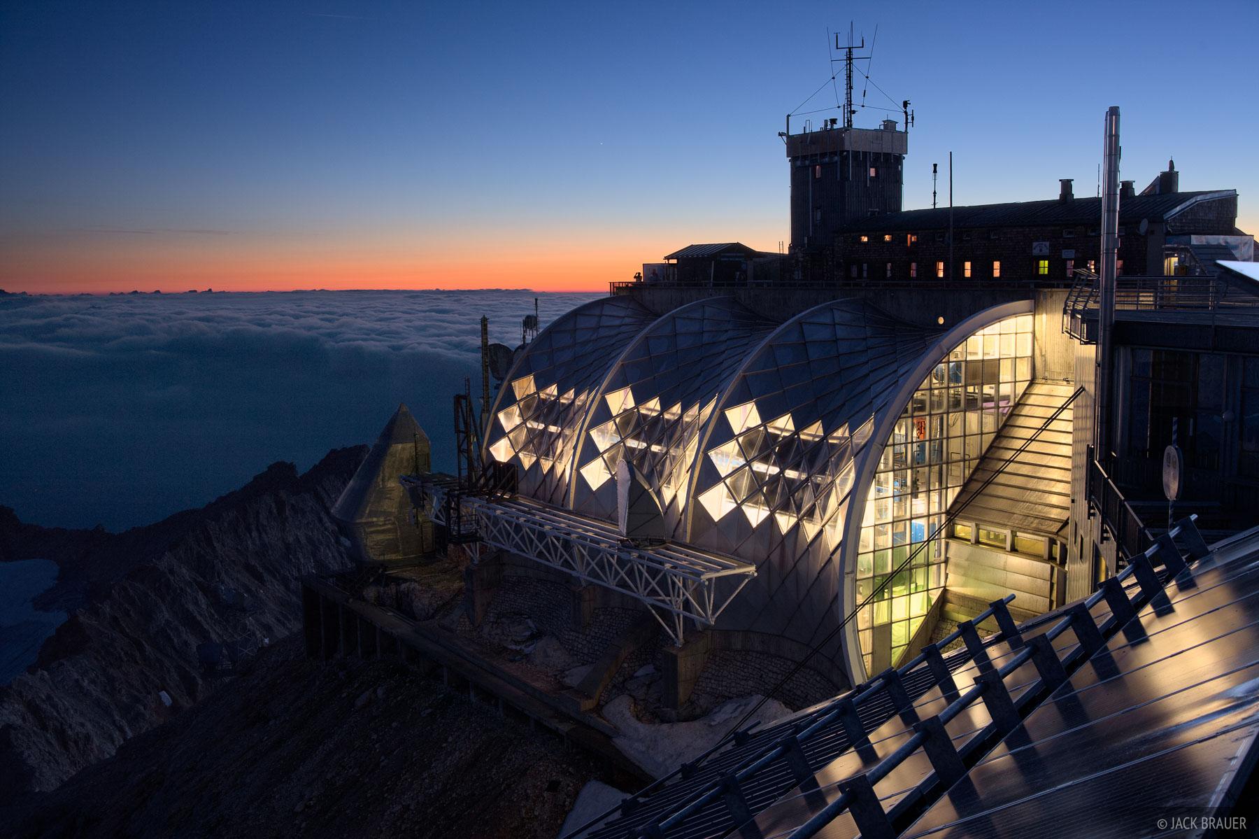 Europe,Germany,Zugspitze,hut, photo