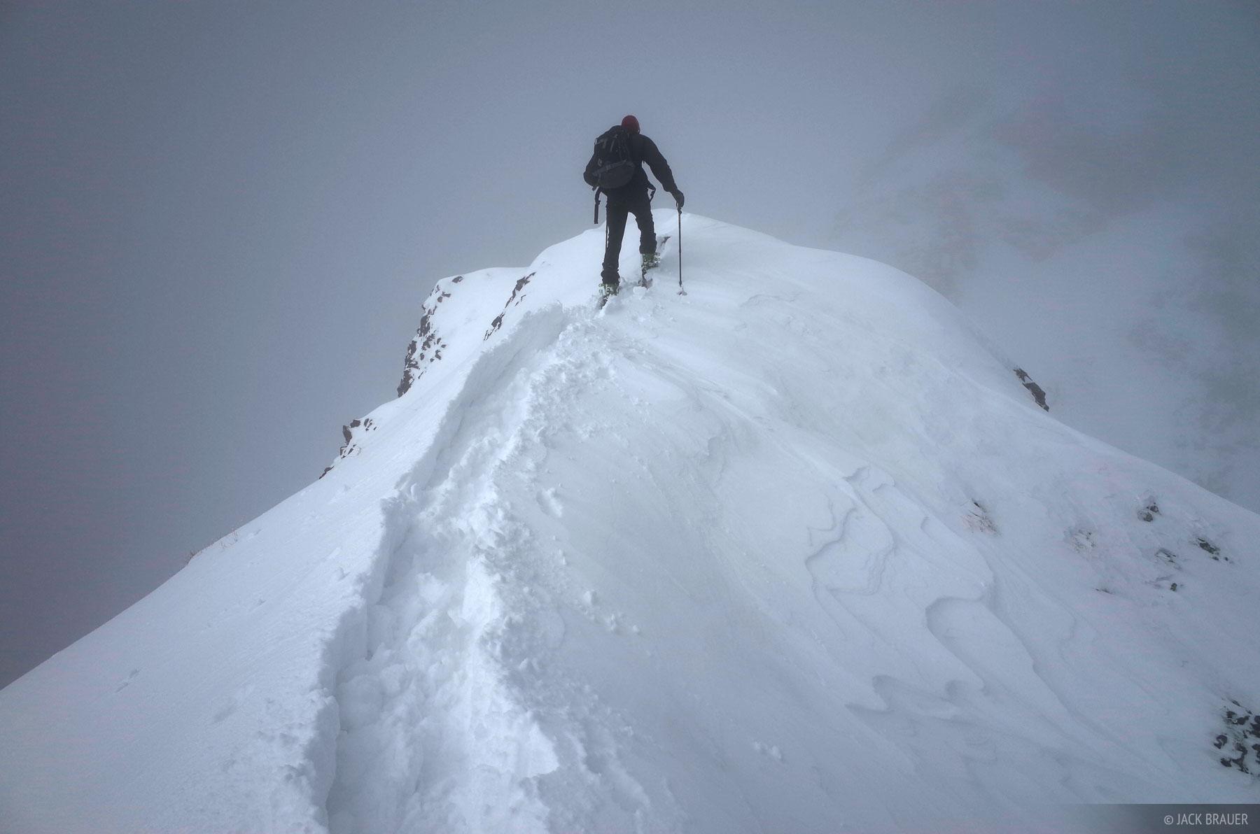 Colorado, Red Mountain Pass, San Juan Mountains, skiing, November, winter, active, 2013
