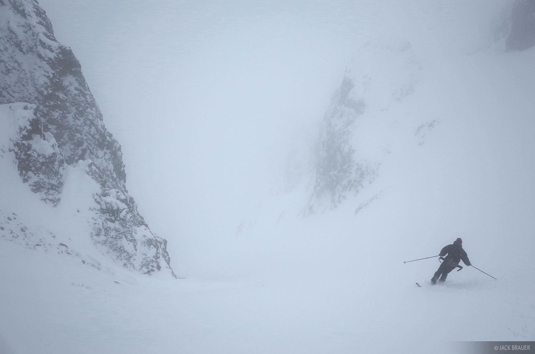 Skier: Jeff Skoloda