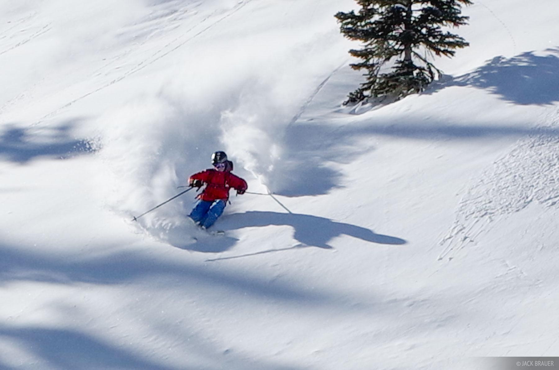skiing, San Juan Mountains, Colorado, December, photo