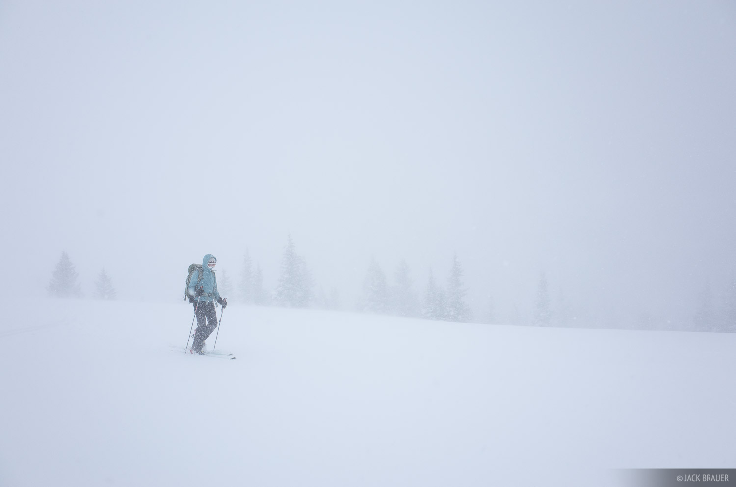 Colorado, Fowler Hilliard, Gore Range, January, skiing, Fowler/Hilliard, winter, active, 2014