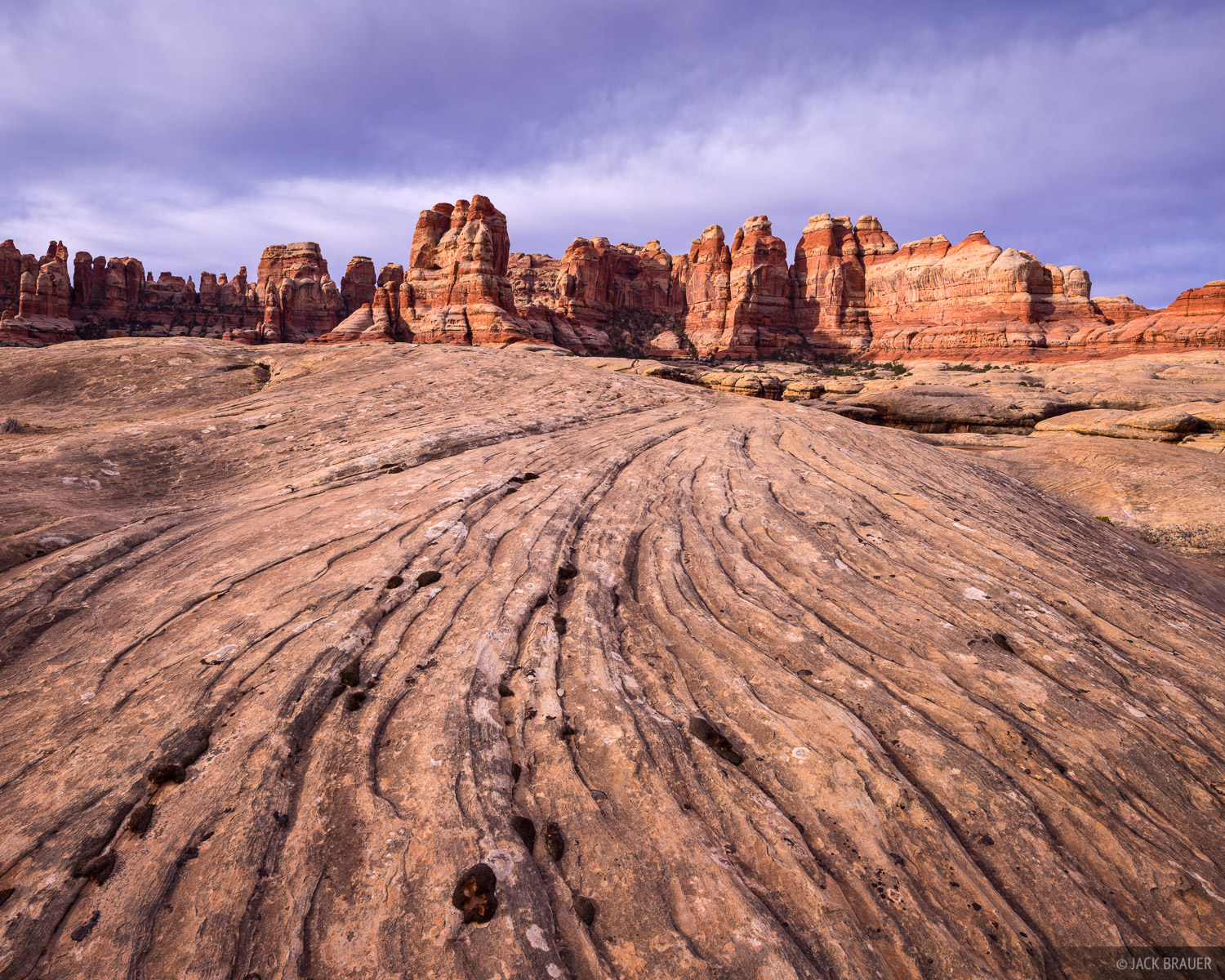 Canyonlands National Park, Needles District, Utah, Elephant Canyon, photo