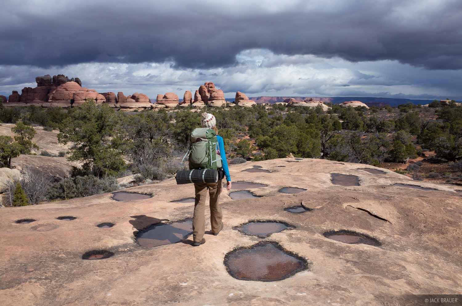Canyonlands National Park, Needles District, Utah, photo