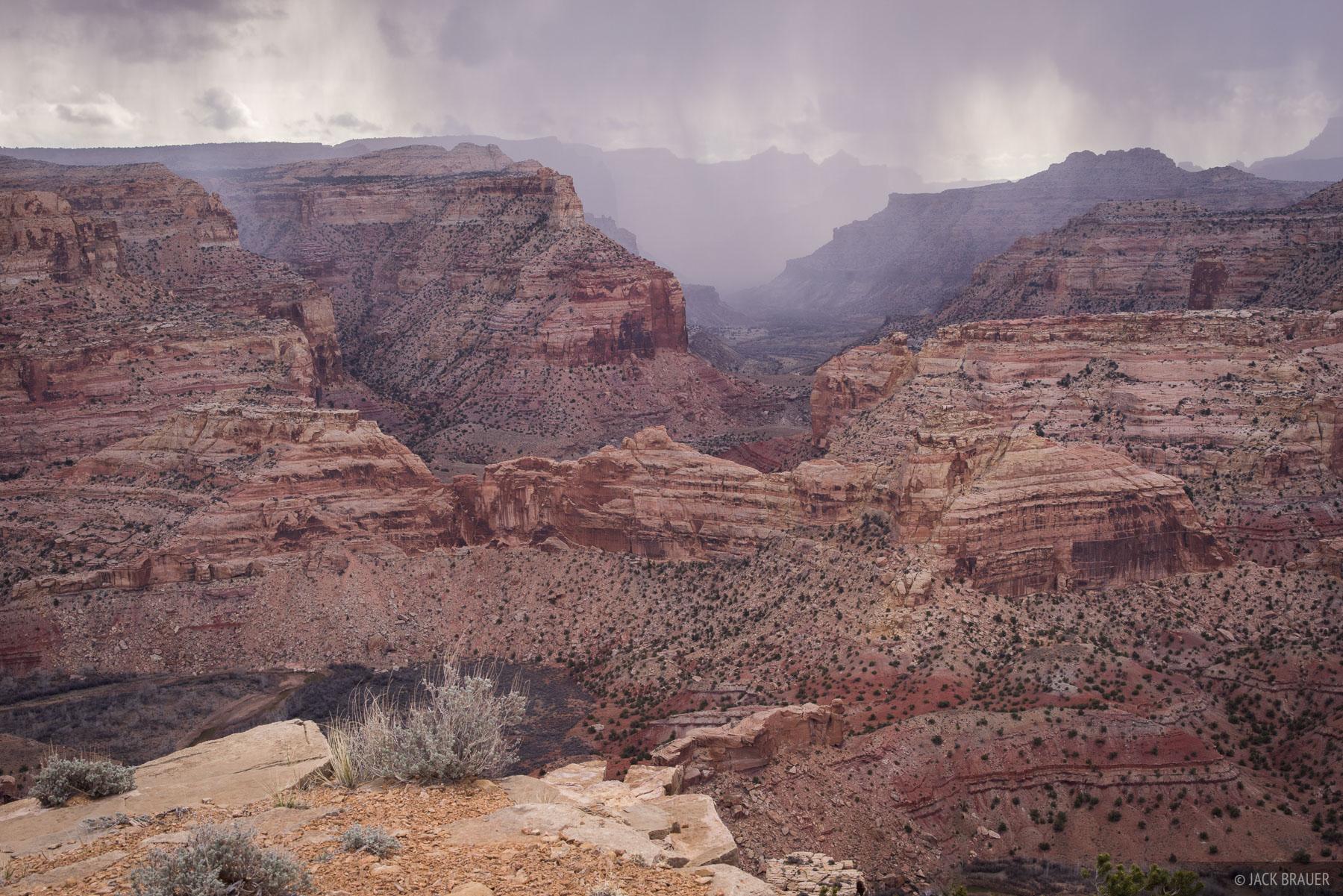 Little Grand Canyon,San Rafael Swell,Utah, photo