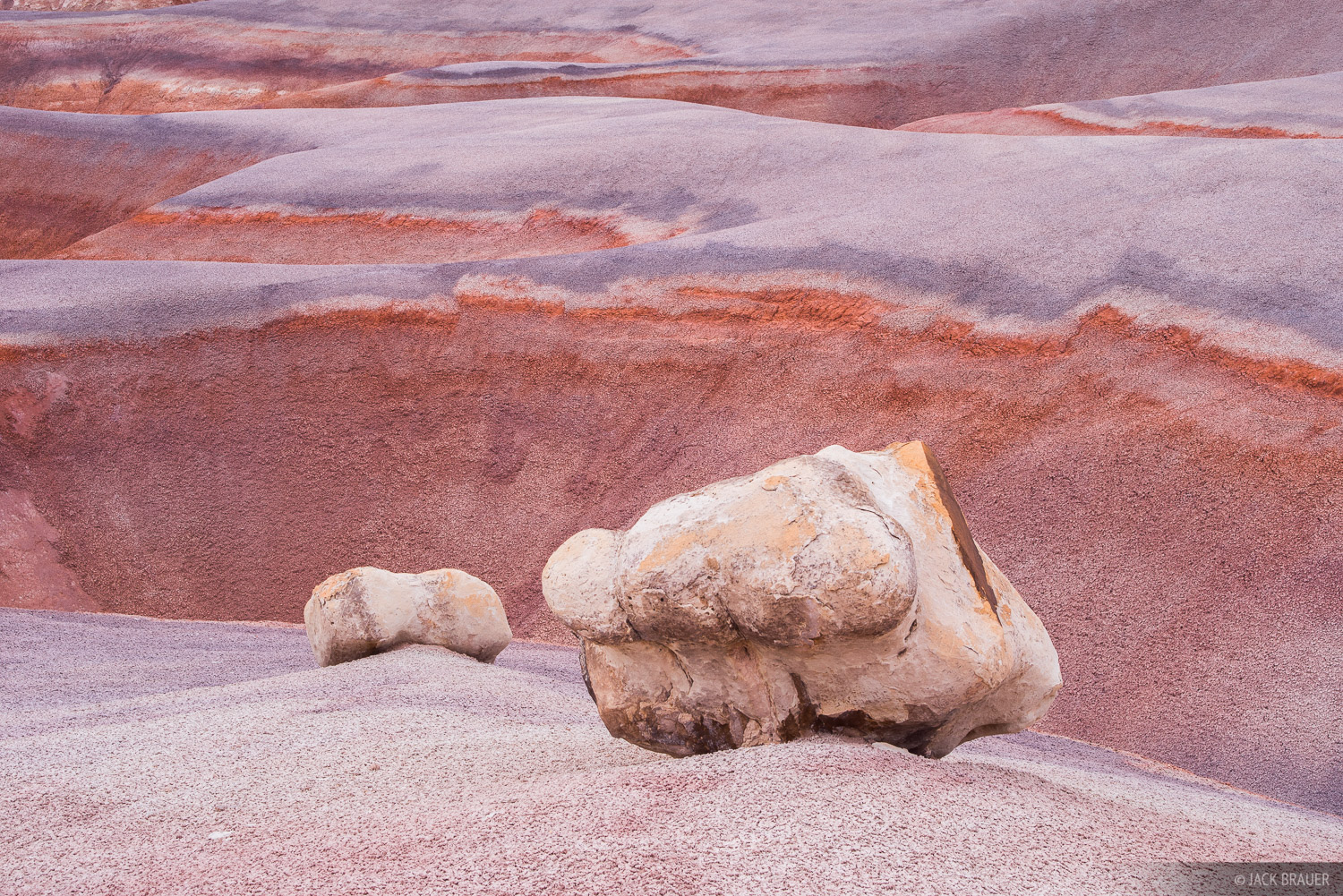 Bentonite,San Rafael Swell,Utah, photo
