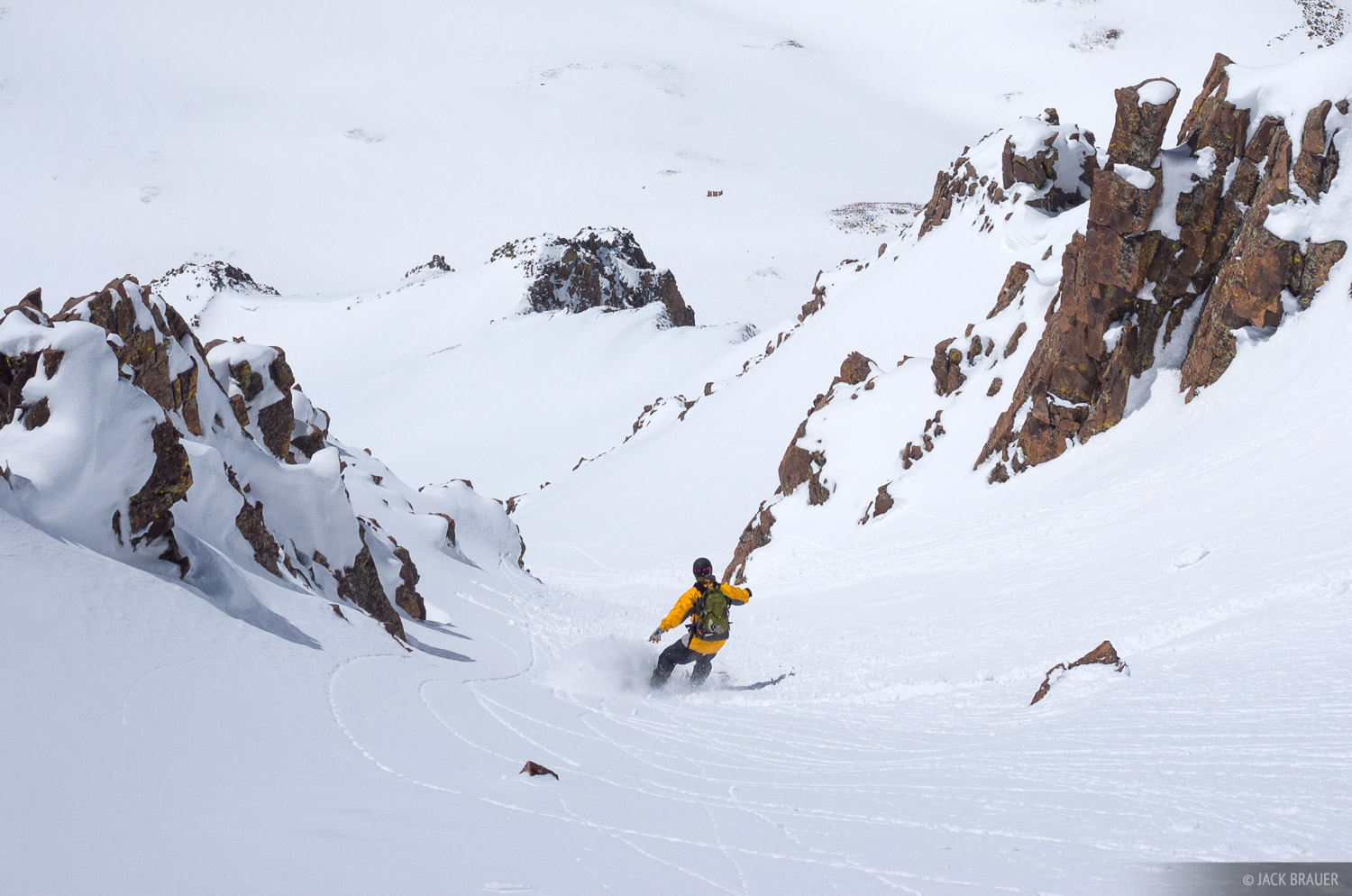 Colorado,Kismet,San Juan Mountains,Sneffels Range, snowboarding, photo