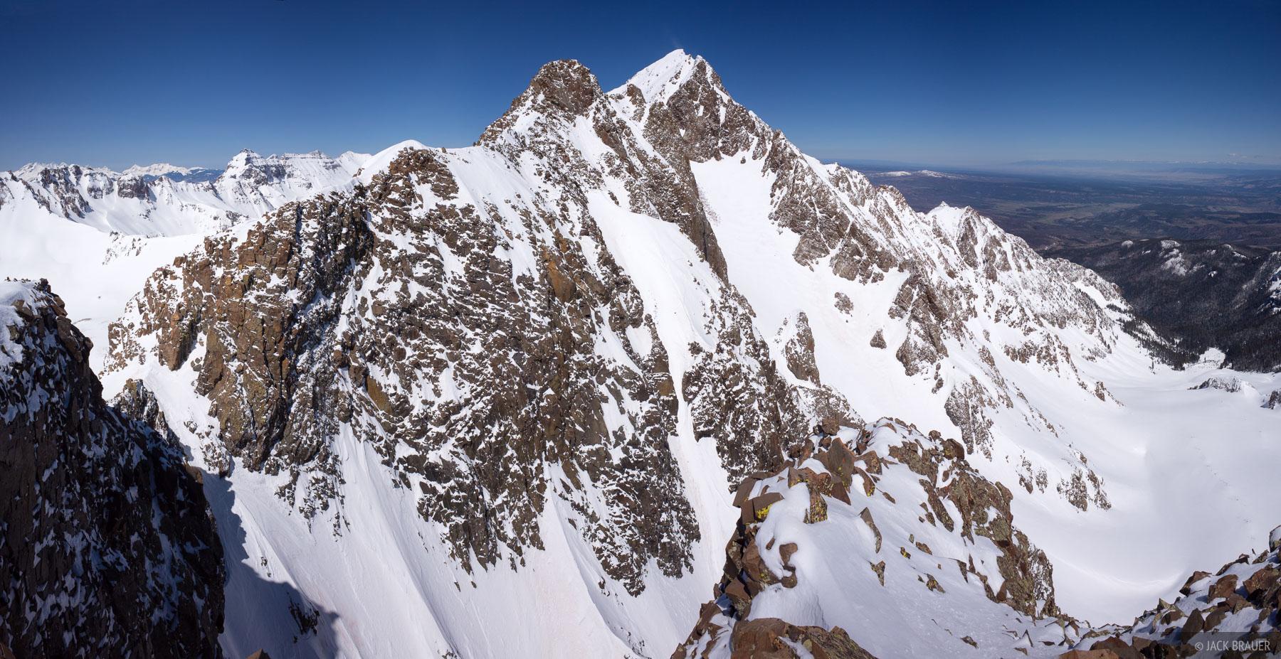 Colorado,Kismet,Mt. Sneffels,San Juan Mountains,Sneffels Range, photo