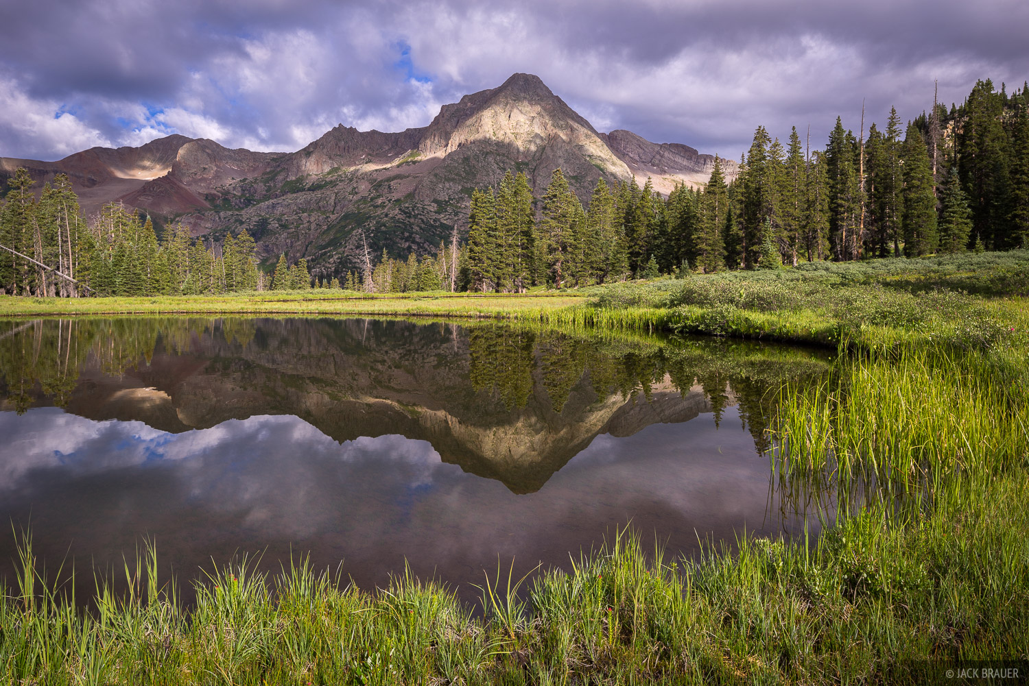 Colorado,Grizzly Peak,San Juan Mountains, photo