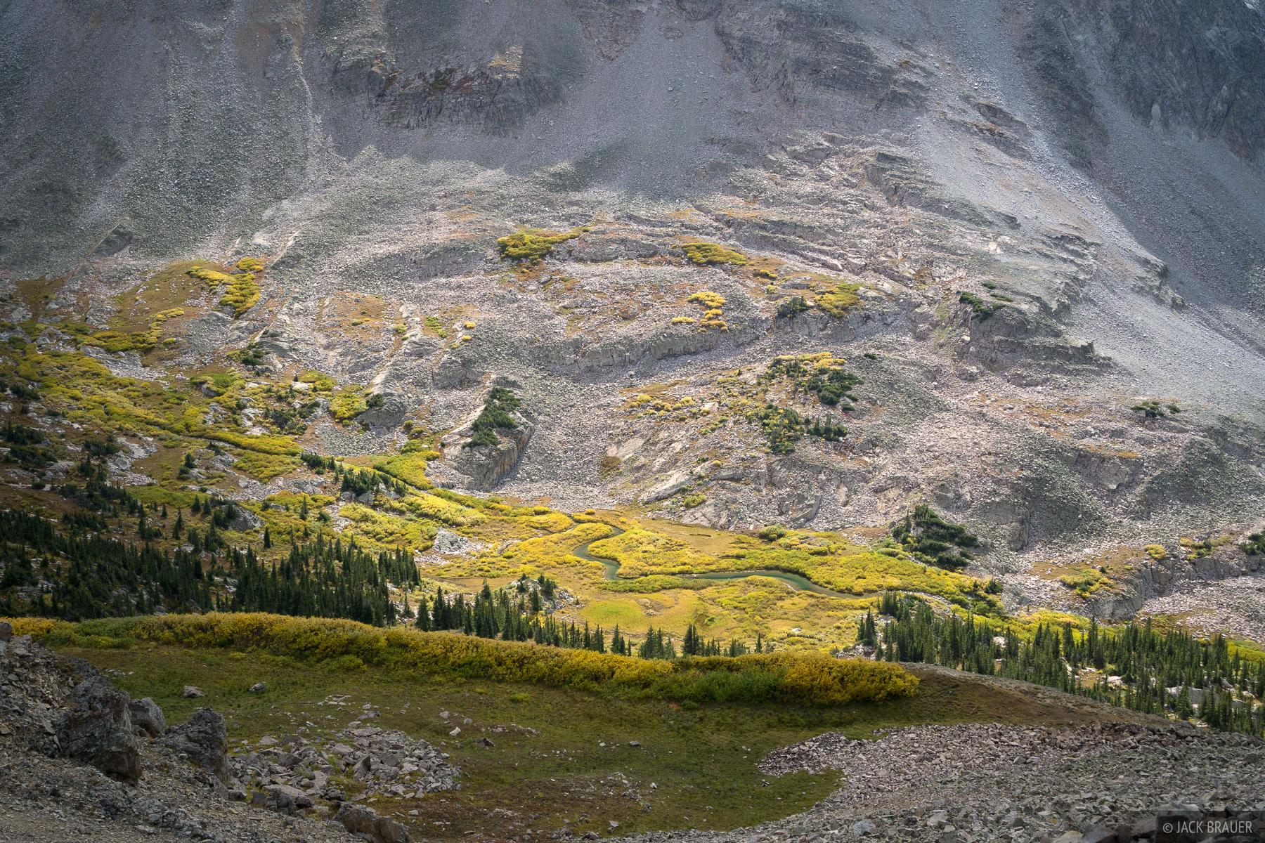 Colorado, Elk Mountains, Maroon Bells-Snowmass Wilderness, photo