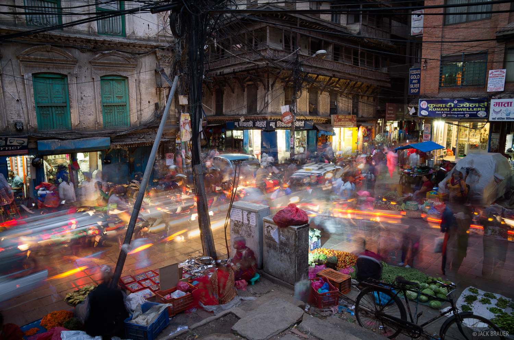 Kathmandu,Nepal, Thamel, photo