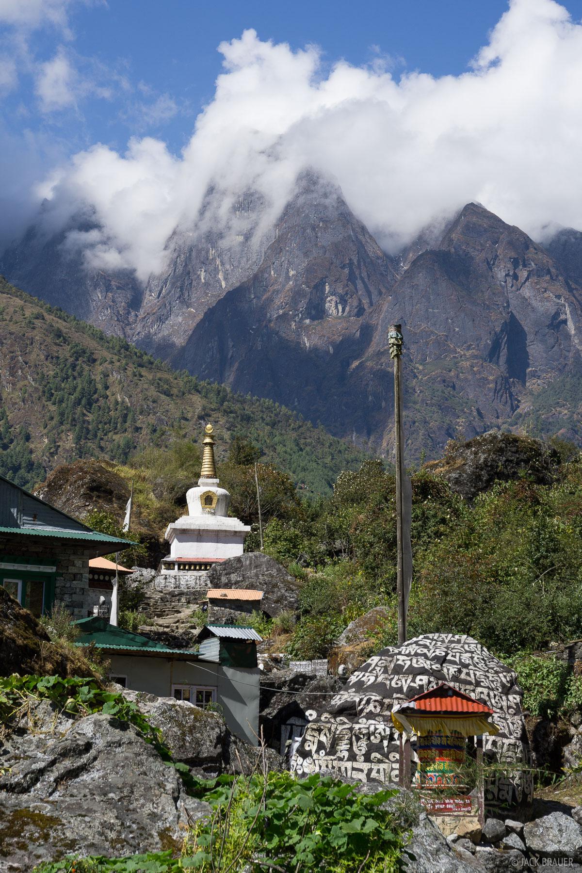Himalaya,Khumbu,Nepal, Chhuthawa, photo
