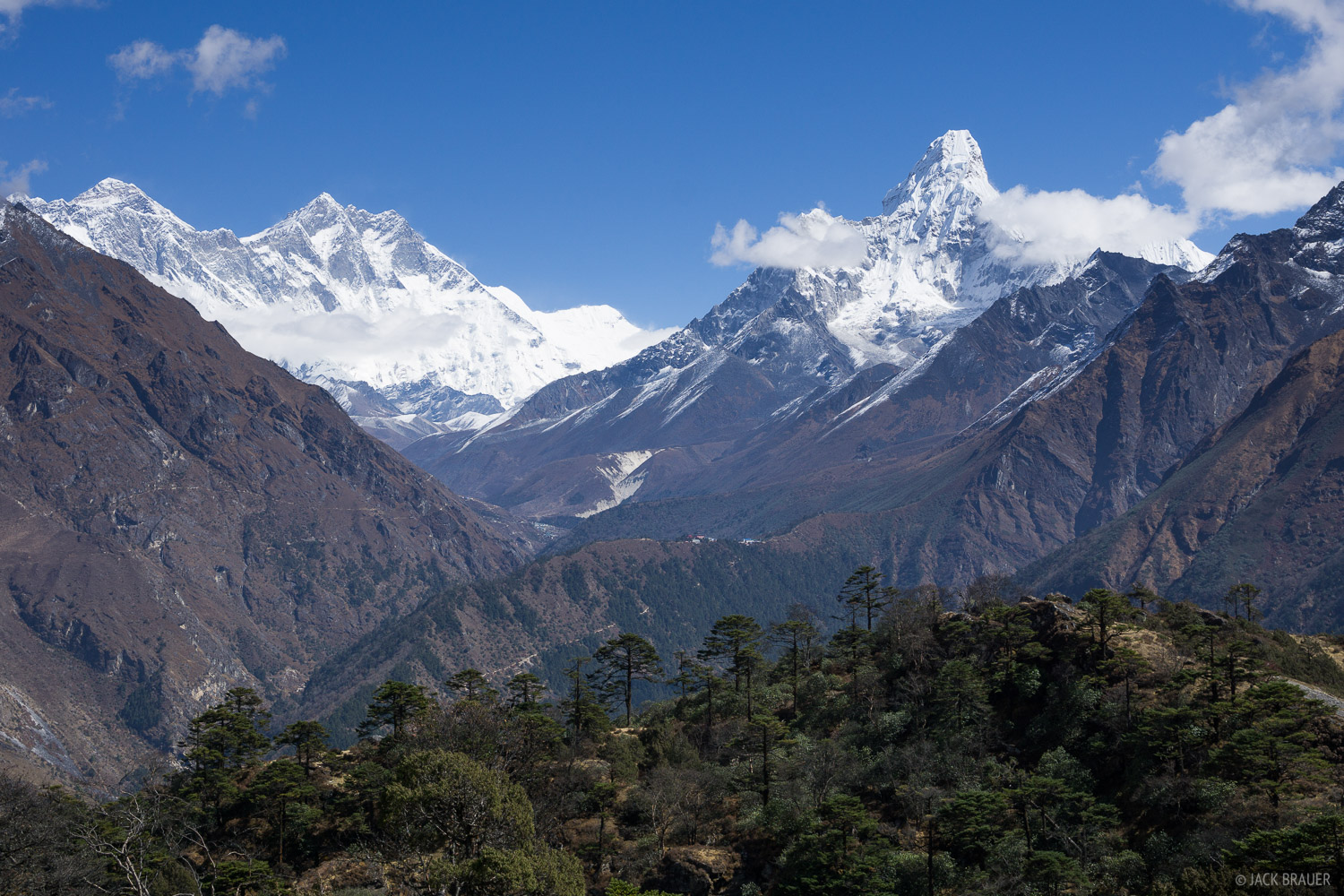 Ama Dablam,Asia,Himalaya,Khumbu,Nepal, Everest, photo
