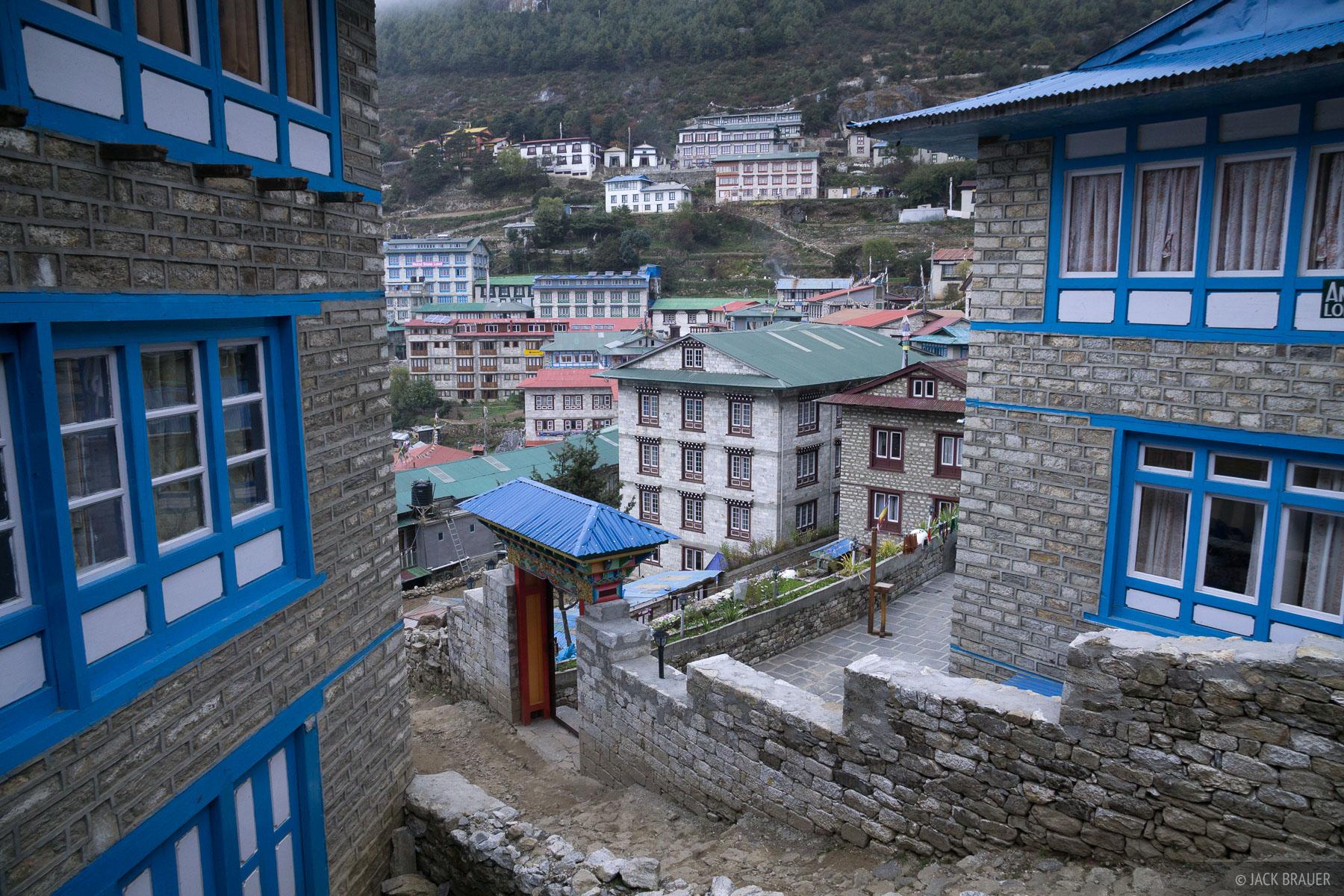 Himalaya,Khumbu,Namche Bazaar,Nepal, photo