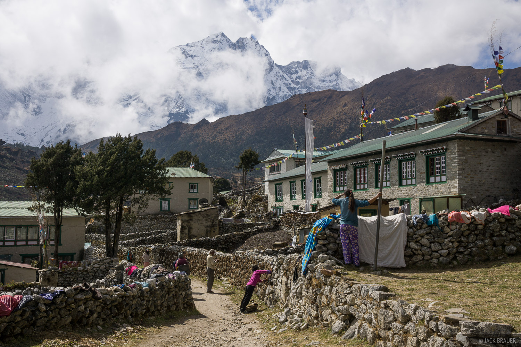 Himalaya,Khumbu,Khumjung,Nepal, photo