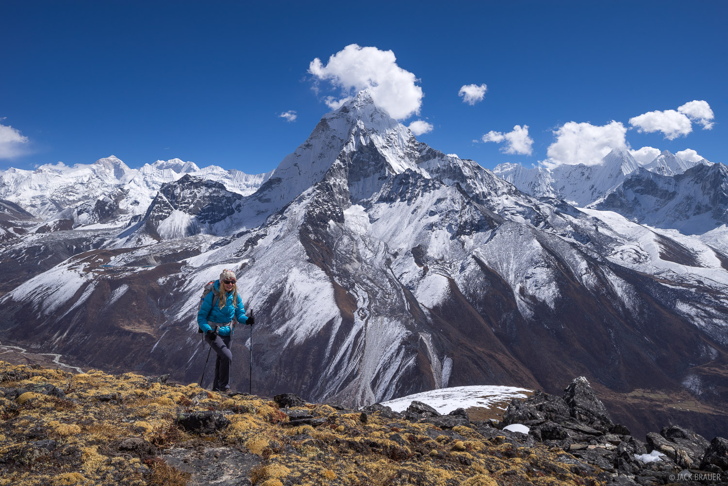 Ama Dablam,Asia,Himalaya,Khumbu,Nepal, hiking, photo