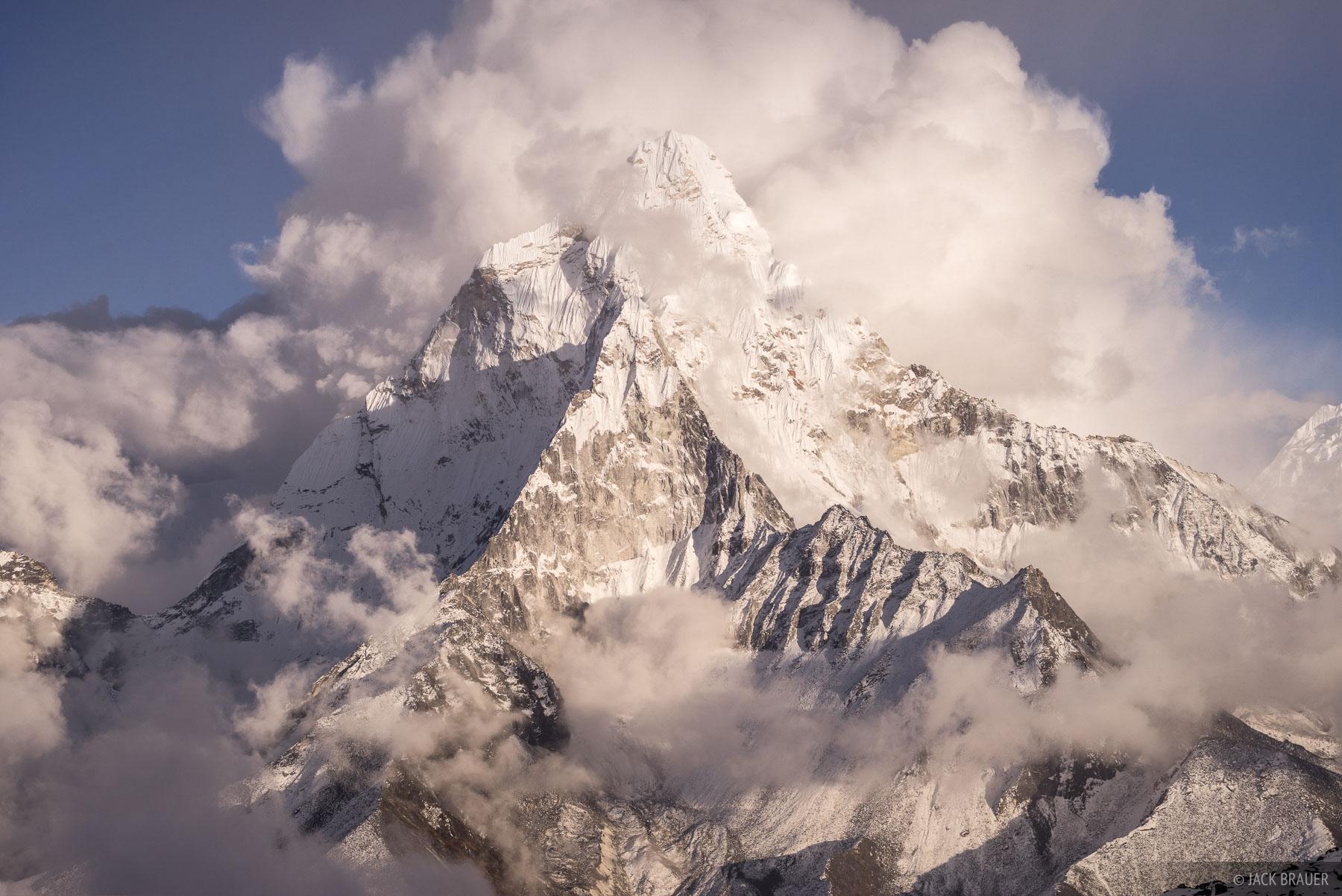 Ama Dablam, Asia, Himalaya, Khumbu, Nepal, photo