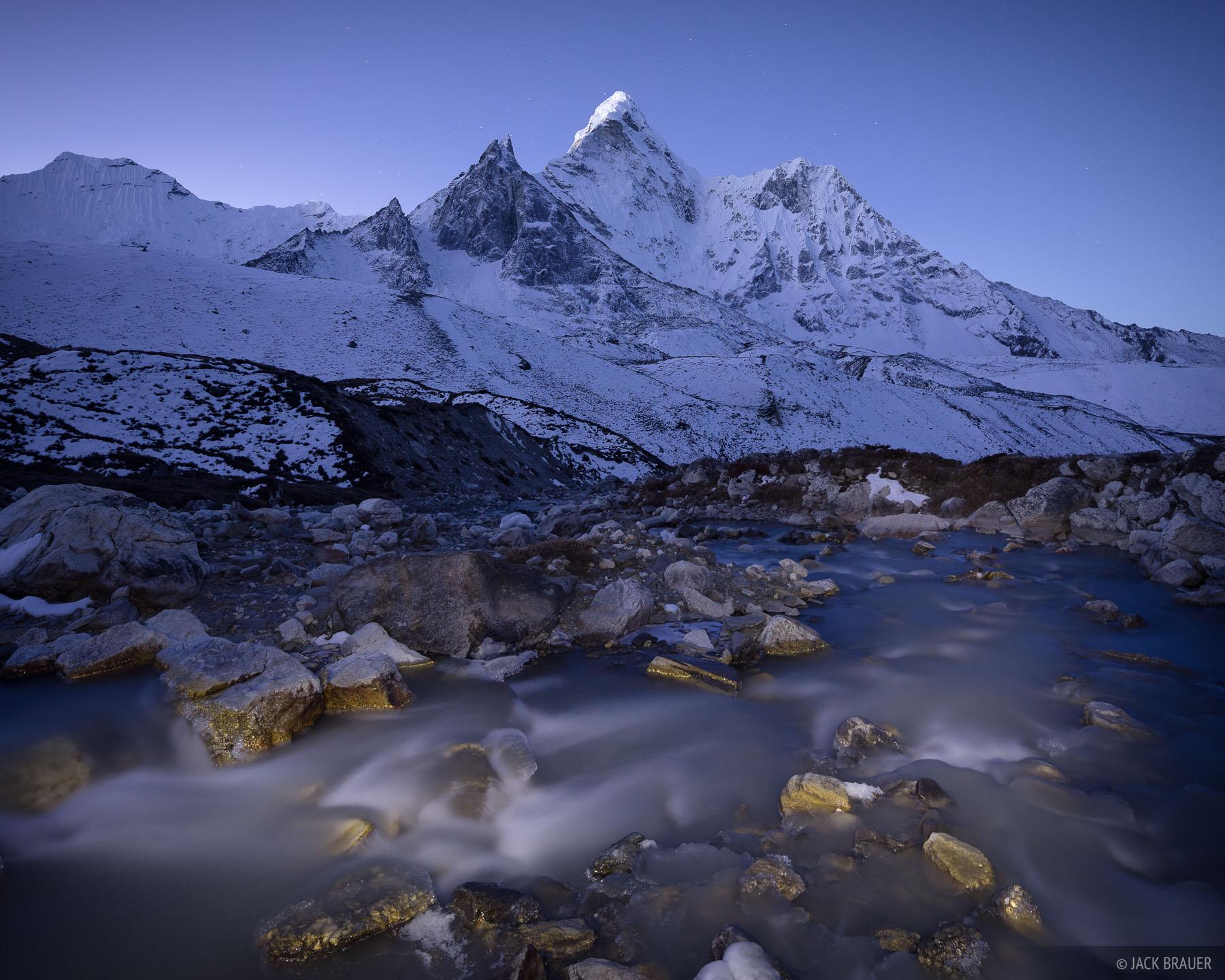 Ama Dablam,Asia,Himalaya,Khumbu,Nepal, Chhukhung, photo