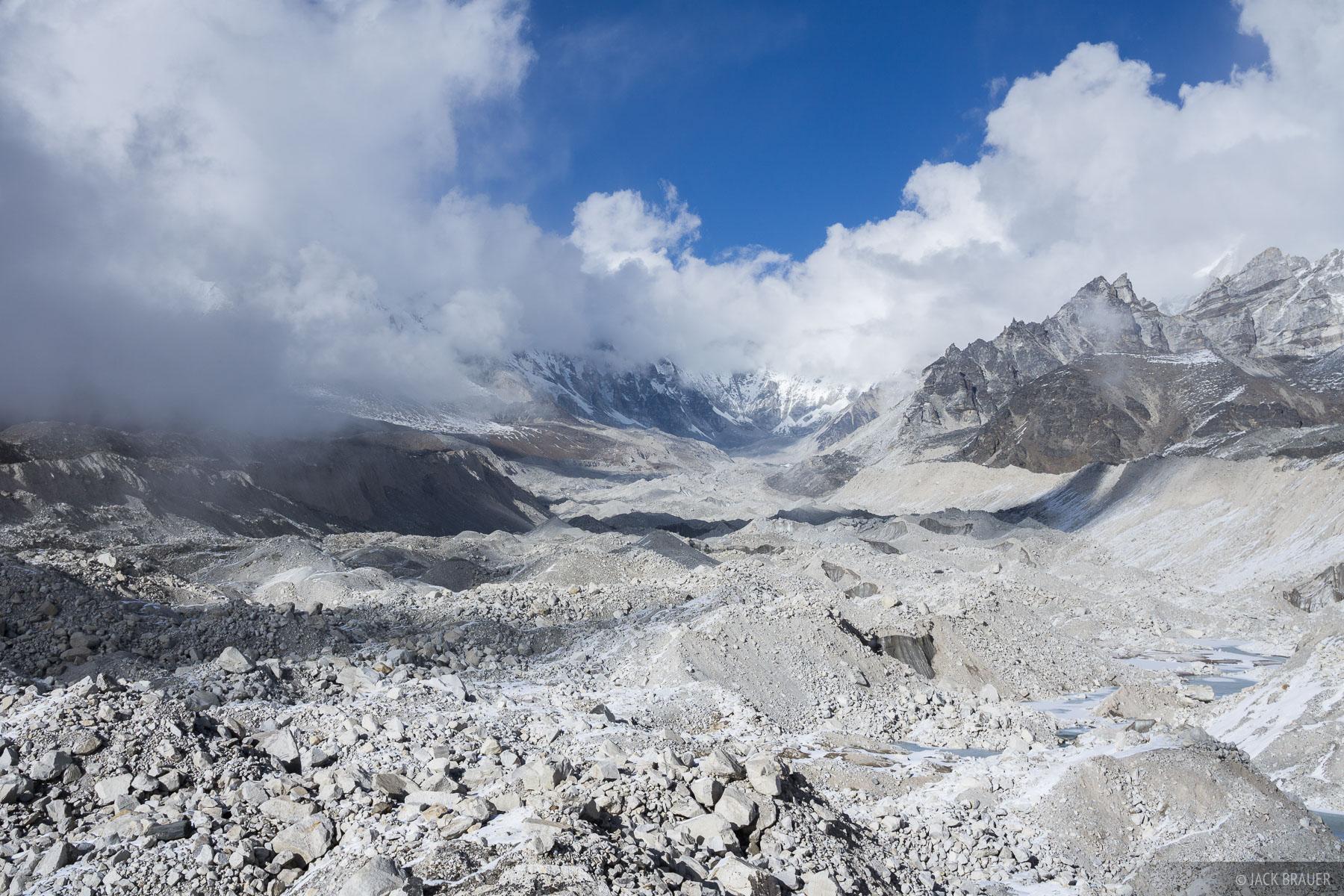 Himalaya,Khumbu,Khumbu Glacier,Nepal, photo